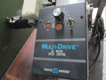PARTS Feeder 12'' with PENTA Multi Drive and DAYTON Permanent Magnet DC Motor_$!