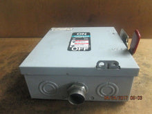 Siemens GF321N Enclosed General Duty Switch _SOLD AS-IS