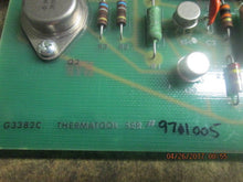 THERMATOOL BOARD G3382C SER# 9701005_UNIQUE ON EBAY_MAKE OFFER!