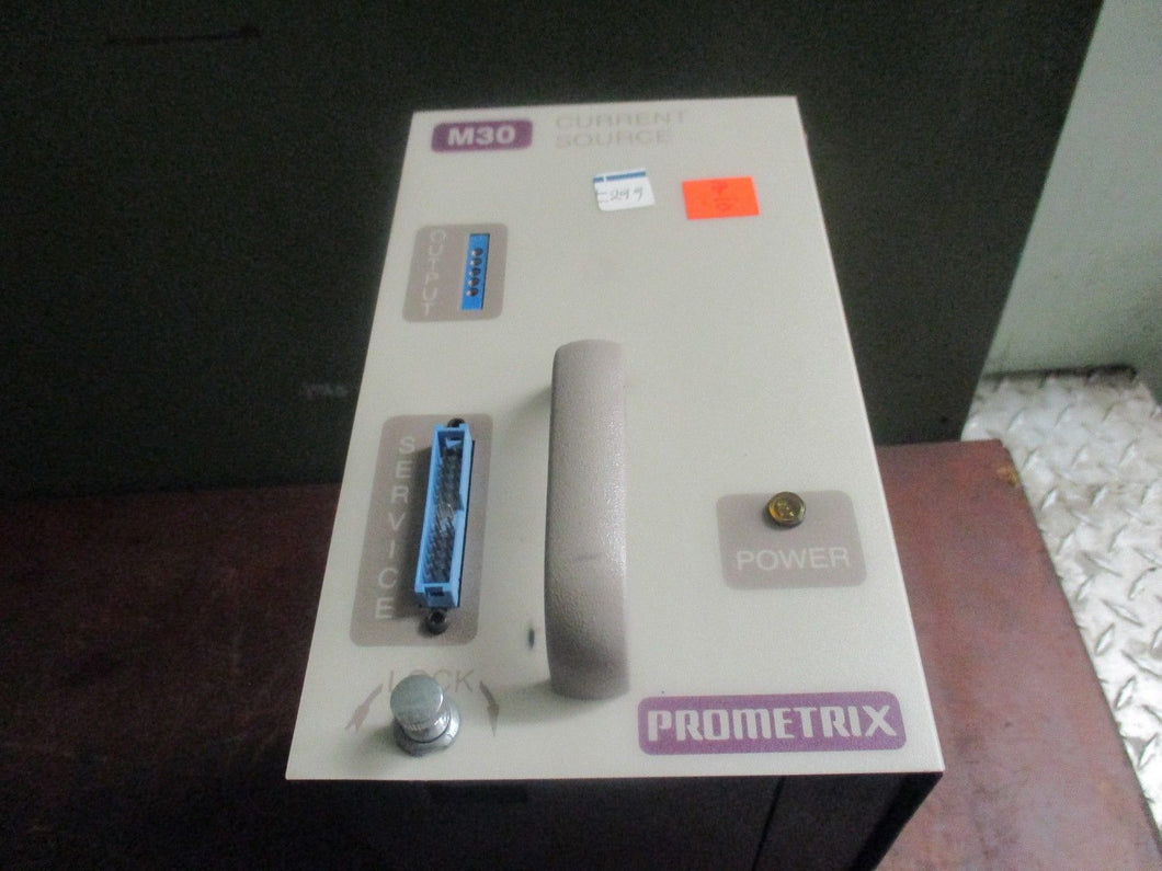 PROMETRIX Current Source MODEL M30_EXCELLENT CONDITION_UNIQUE HERE_GREAT DEAL_$!
