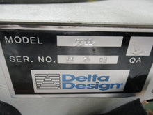 DELTA DESIGN TEMPERATURE MONITOR WITH A READOUT Model #9911_AS-IS_$$$!