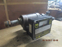 UNIVERSAL FLOW MONITOR UFM WVM15GM-8-A1NR-5D_USED_AS-IS_