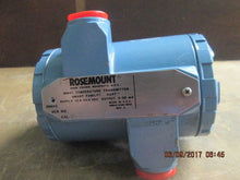 ROSEMOUNT 3044C A1E5 TEMPERATURE TRANSMITTER USED_AS-IS _BEST DEAL_$$$_FCFS_