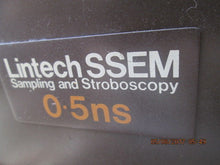 Lintech SSEM Sampling and Stroboscopy 0.5NS_POWERS ON_AS-IS_HARD TO FIND _GOOD$!