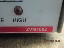Semtronics ZVM1002 Zero Volt Monitors AS-IS FOR PARTS_BEST DEAL
