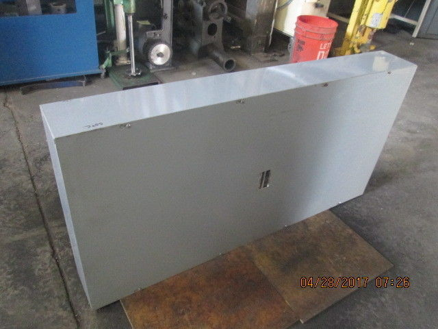 GREAT! Wire Guard Systems Listed Junction & Pull Box 667K type1 48x24x6_AS-IS_$$