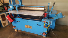 "LISSE MODEL B.120.17S 2 ROLL URETHANE TYPE 48"" X 14 GAUGE ONE PASS BENDING ROLLS"