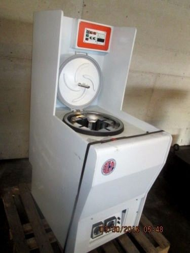 FLUOROWARE / FLUROCARBON SPIN RINSE DRYER FOR (4) 3