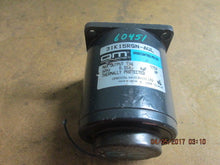 ORIENTAL MOTOR OM SPEED CONTROL MOTOR 3IK15RGN-AUL 3IK15RGNAUL USED AS-IS