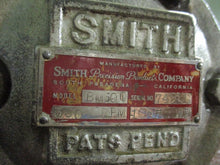 SMITH PRECISION PRODUCTS COMPANY BM500 PUMP_LOOKS NICE_HARD TO FIND_GREAT VALUE_