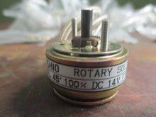 LOT OF 11 USHIO ROTARY SOLENOIDS 902 30L 14VDC FTSL_NEW OLD STOCK_NICE_$$$!