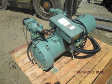 BITZER Compressor MODEL CSH 6561-60 NICE AS-IS-UNTESTED_UNIQUE AND ONLY HERE!