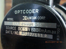Nippon Electric DC Motor S5020 W/Optcoder: LMA-250BM-S3_AS-IS_LOOKS NICE_FCFS_$!