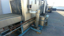 "FJC 30"" STAINLESS STEEL INDUSTRIAL PASS THROUGH PARTS WASHER"