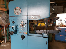 "DOALL VERTICAL BANDSAW MODEL 26-3, 40-10,800 FPM, 32"" x 41"" ALL BELLS / WHISTLES"