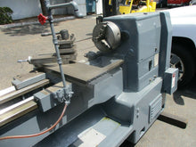 WHACHEON / WEBB 17 X 40 GAP BED ENGINE LATHE MODEL 17G X 40 WITH 3 JAW CHUCK