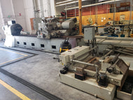 "CINCINNATI 36"" X 120"" CNC CYLINDRICAL GRINDER WITH XTRA WHEELS . TOOLING FANUC 0"