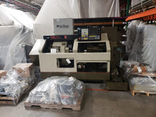 CITIZEN E-16J CNC SWIS SCREW DUAL TURRET LATHE/COOL BLASTER MIST CONTROL/220 V