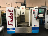 FADAL VMC 15 MODEL 914 CNC VERTICAL MACHINING CENTER / YEAR 1998 WORKS GREAT