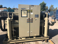 2007 TRANE MODEL RTWA 90 TON CHILLER WITH DUAL HELICAL ROTARY COMPRESSOR