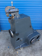 ERCO FLANGER MACHINE 35C / 2 SPEED MOTORS 800 AND 1700 RPM REPLACEMENT COST 75K