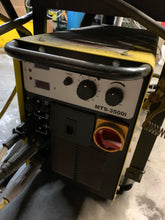 ESAB 3500i WELDER WITH FEEDER / COMPLETE UNIT / ALL ACCESSORIES INCLUDED