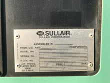 SULLAIR 400HP ROTARY SCREW AIR COMPRESSOR / TWO STAGE EXTREME PRESSURE / 360PSI