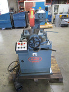 KALAMAZOO FS-350SA-SEMI AUTOMATIC COLD SAW W/ AIR -VISE AND FEED