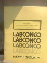 LABCONCO MODEL 50350 CHEMICAL CARCINOGEN GLOVE BOX (OC86)