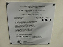 HAEMONETICS 30-S BLOOD PROCESSOR