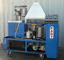 DUAL 3HP 1 GAL KADY MILL DISPERSION SYSTEM / L SERIES