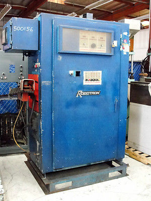 125 KVA ROBOTRON INDUSTRIAL HEAT INDUCTION FURNACE