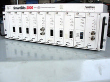 NETCOM SMARTBITS SMB-2000 W/ AGILENT - ALTERA FLEX -PMC PROCESSOR/COMPLETE UNIT