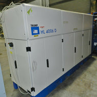 TRUMP YAG HL4006D LASER WELDING CW SOLID STATE 4000W W/ CHILLER