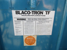 BARON BLAKESLEE MODEL SCS-425 STAINLESS SOLVENT RECYCLING SYSTEM W/ ELEVATOR