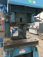 DANLY 75 TON OBI PUNCH PRESS / SHUT HEIGHT 15 /12 / STROKES PER MINUTE 90