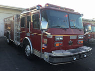 1991 FEDERAL HUSH PUMPER / FIRE TRUCK / FARM / RANCH / SAFETY EQUIPMENT