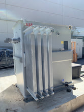 ABB 2500/ KVA 13800 TO 480Y/277 VOLTS OIL INSULATED UNIT SUBSTATION TRANSFORMER