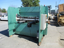 70 Ton Guifil PE25-63 Up-Acting Hyd Press Brake W/ Autogauge CNC 1000 Backgage