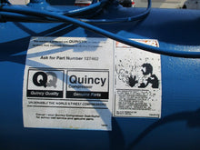 2000 QUINCY MODEL QMA50ACA31J 50 HP ROTARY SCREW AIR COMPRESSOR