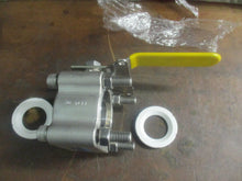 "SHARPE CF8M SIZE 2"" BALL VALVE_NEW OLD STOCK_NEVER USED_GREAT DEAL_$$$!~"