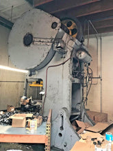 BLISS 150 TON OBI PUNCH PRESS W/ AIR CLUTCH