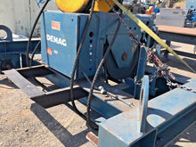 DEMAG 30 TON HOIST CRANE POWER TROLLEY WITH HOOK