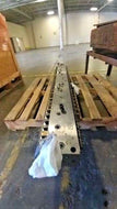 "ULTRACOAT NORTON EDI LARGE EXTRUSION DIE APPROX 67"" OVER $100,000.00 REPLACEMENT"