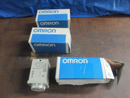 OMRON H3BA RELAY TIMER 100/110/120VAC 5A 250 VAC 50/60HZ_NEW OLD STOCK_NICE PKG