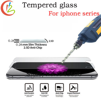 Premium Tempered Glass for iPhone - Mommas Mix