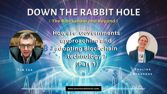 S1 Ep6 (Part 1)  How are Governments approaching and adopting Blockchain technology?