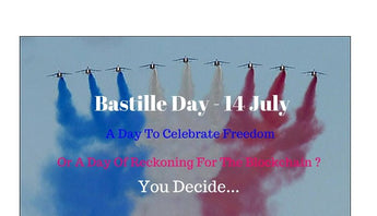 July 14, Bastille Day – The Day Of Reckoning For The Blockchain ?