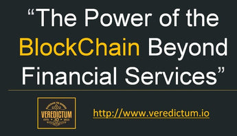 VIDEO: The Power Of The Blockchain Beyond Financial Services