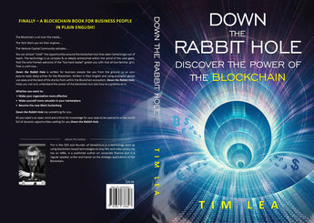 Final Artwork Signed off For The Paperback Version Of Down The Rabbit Hole